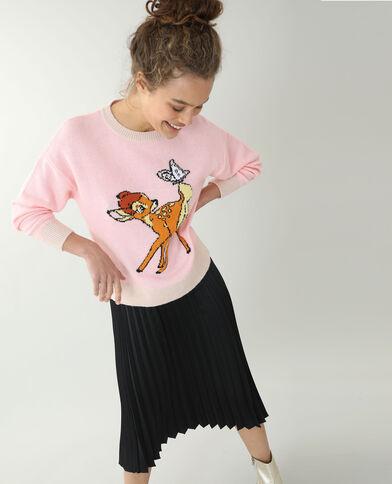 Pull Bambi rose - Pimkie