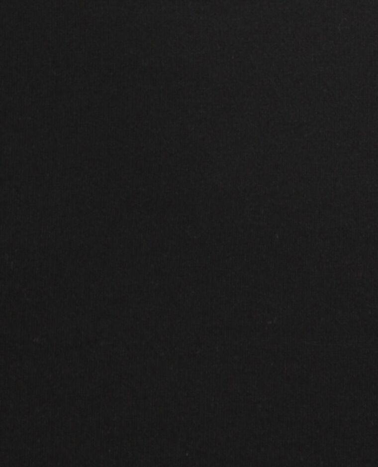 Jupe droite noir - Pimkie