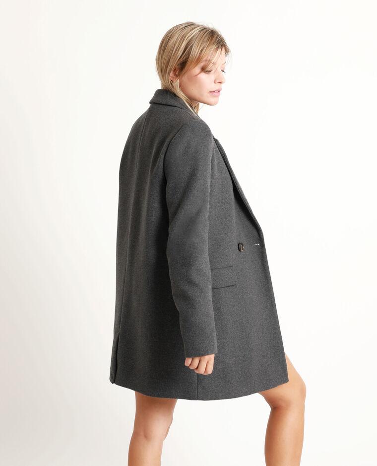 manteau drap de laine femme pimkie