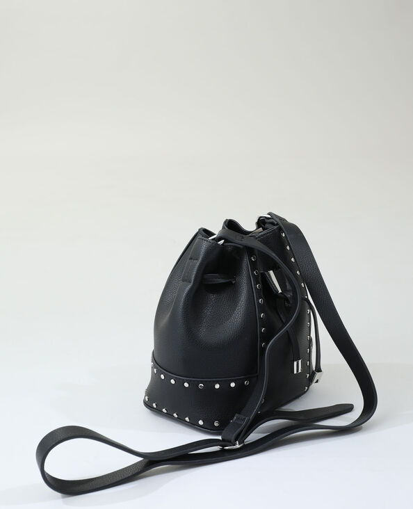 Mini sac seau noir - Pimkie