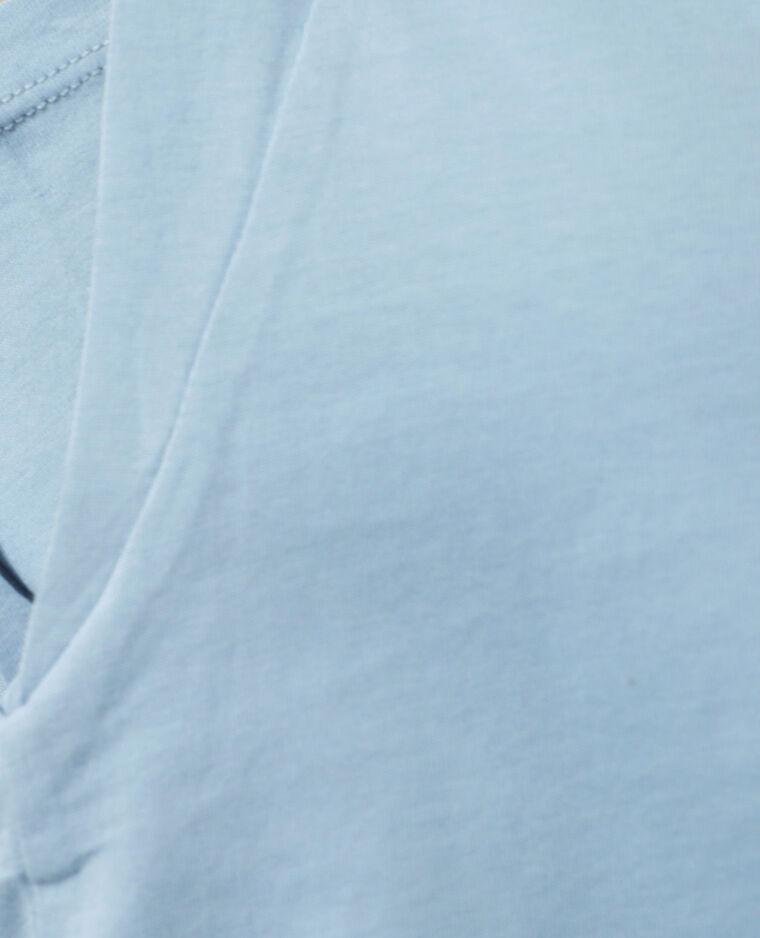 T-shirt ample bleu - Pimkie