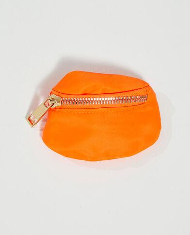 Porte-monnaie de poignet orange - Pimkie