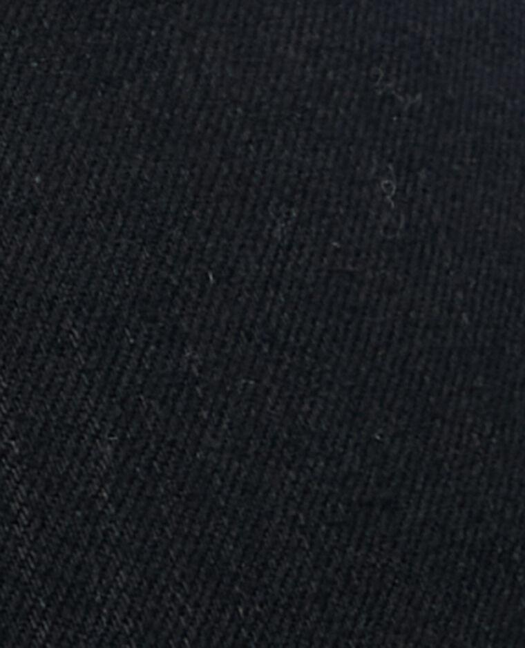 Jean flare taille haute noir - Pimkie