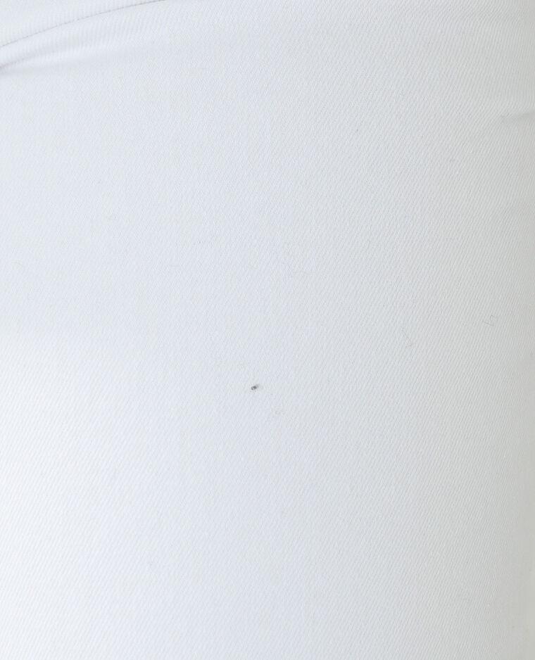 Jean skinny high waist blanc - Pimkie