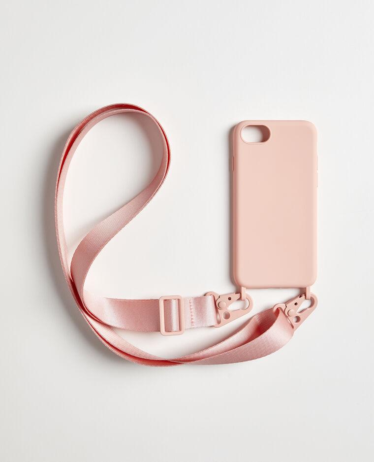 Coque Iphone avec bandoulière