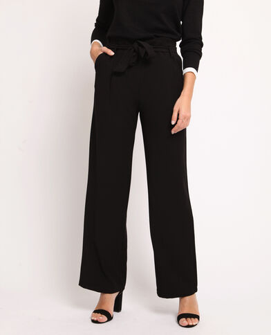 Pantalon large noir 2f15a631825