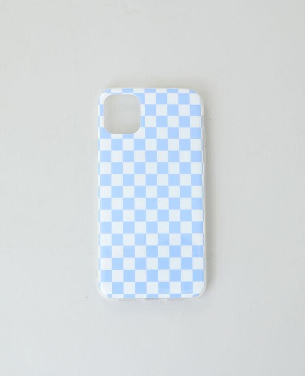 Coque compatible iPhone bleu - Pimkie