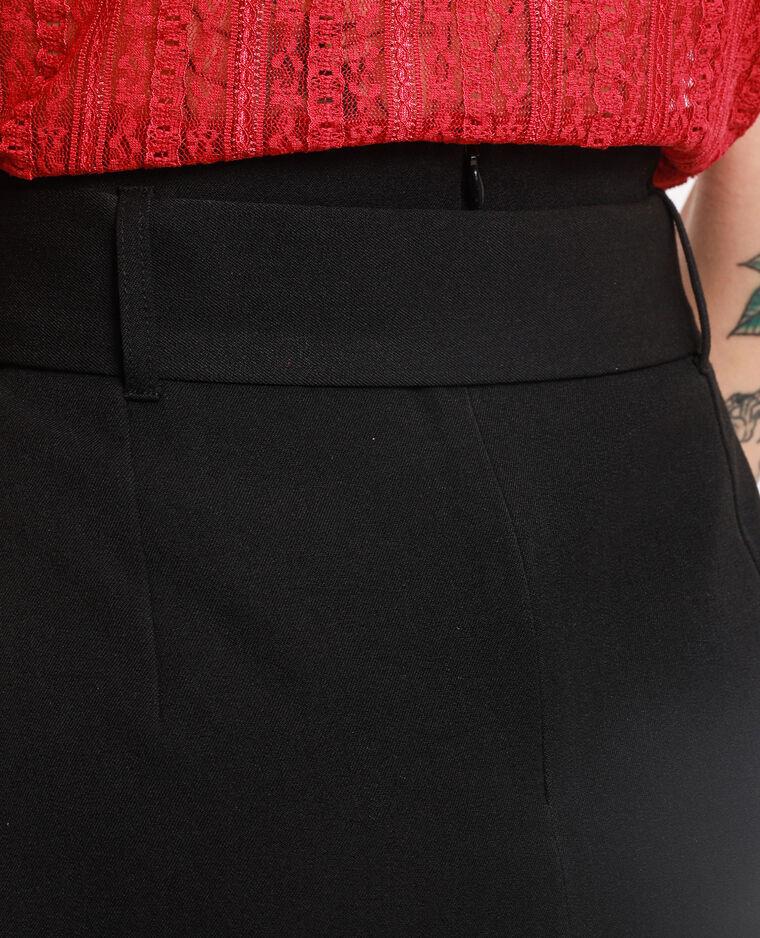 Jupe à ceinture noir