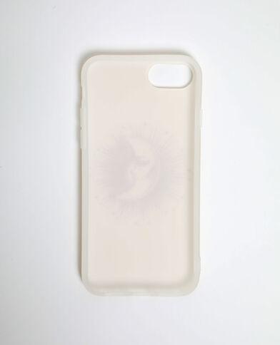 Coque astro compatible iPhone gris