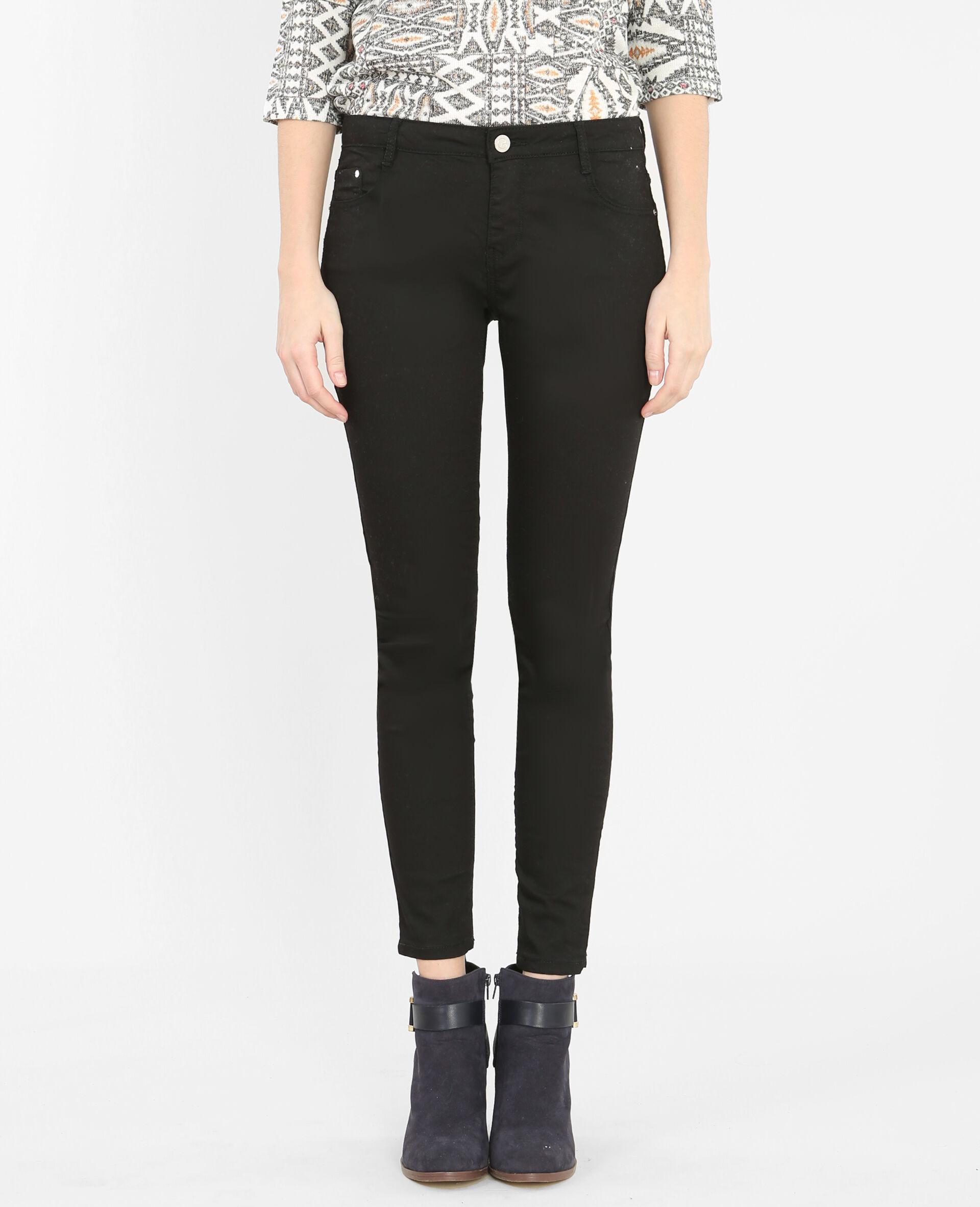 Original 12 Mois Pantalon Souple Imitation Jean Vêtements Filles (0-24 Mois)