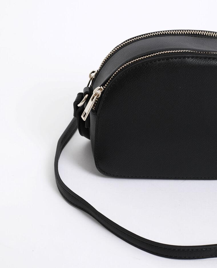 Petit sac zippé noir