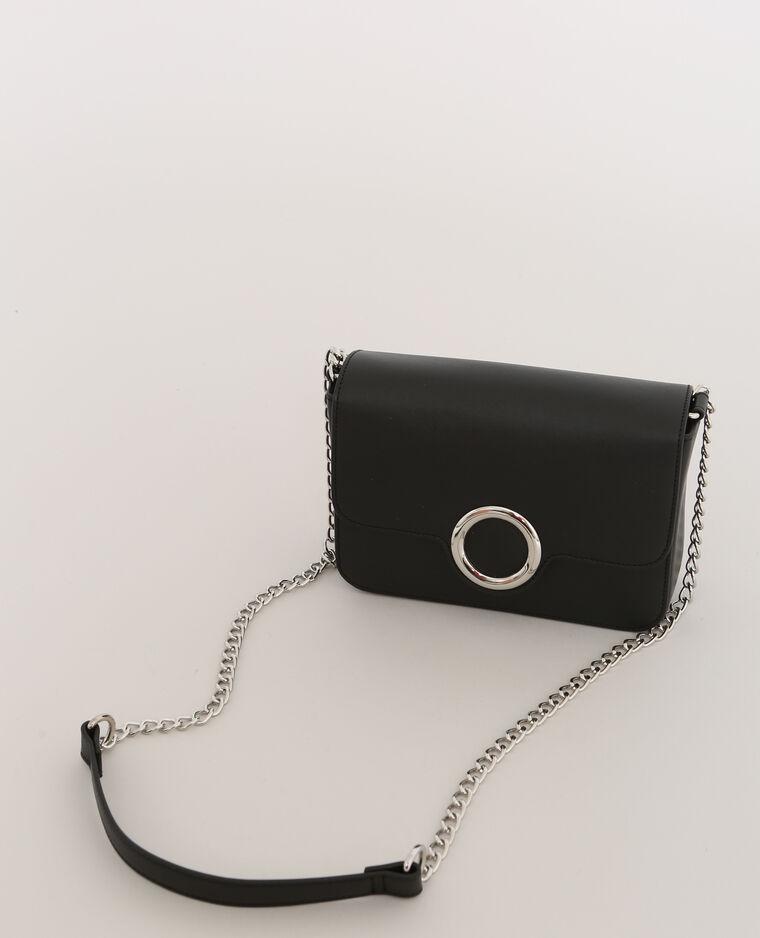 6ffe8f8881 Petit sac bandoulière noir - 916504899A08 | Pimkie