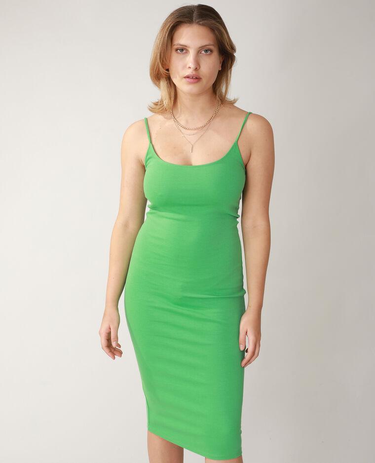 Robe moulante vert - Pimkie