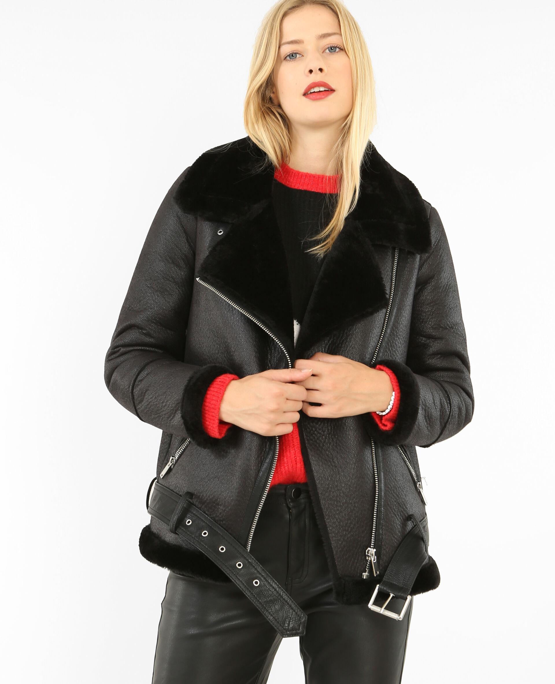Manteau x peak femme
