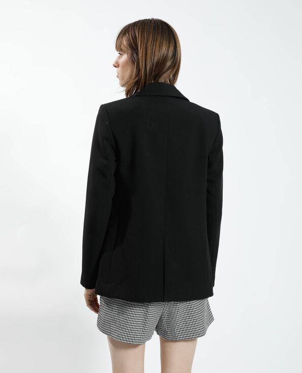 Blazer long noir - Pimkie