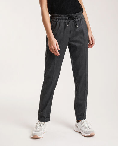 Pantalon city noir