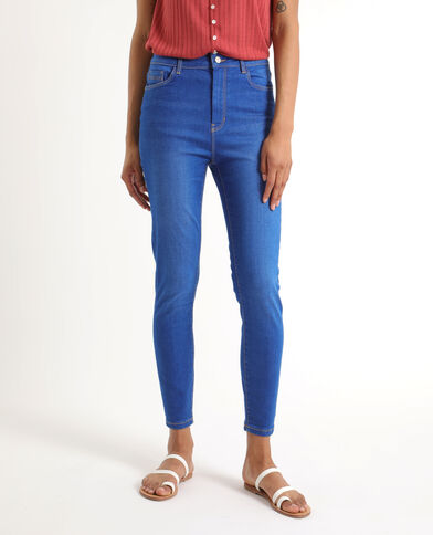 f9bdc326c656f Jean skinny taille haute bleu ciel