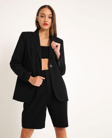 Blazer oversized noir