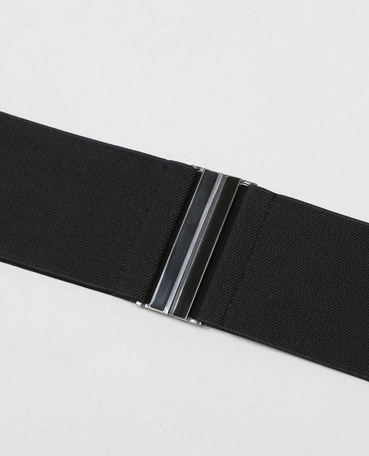 Ceinture corset noire noir