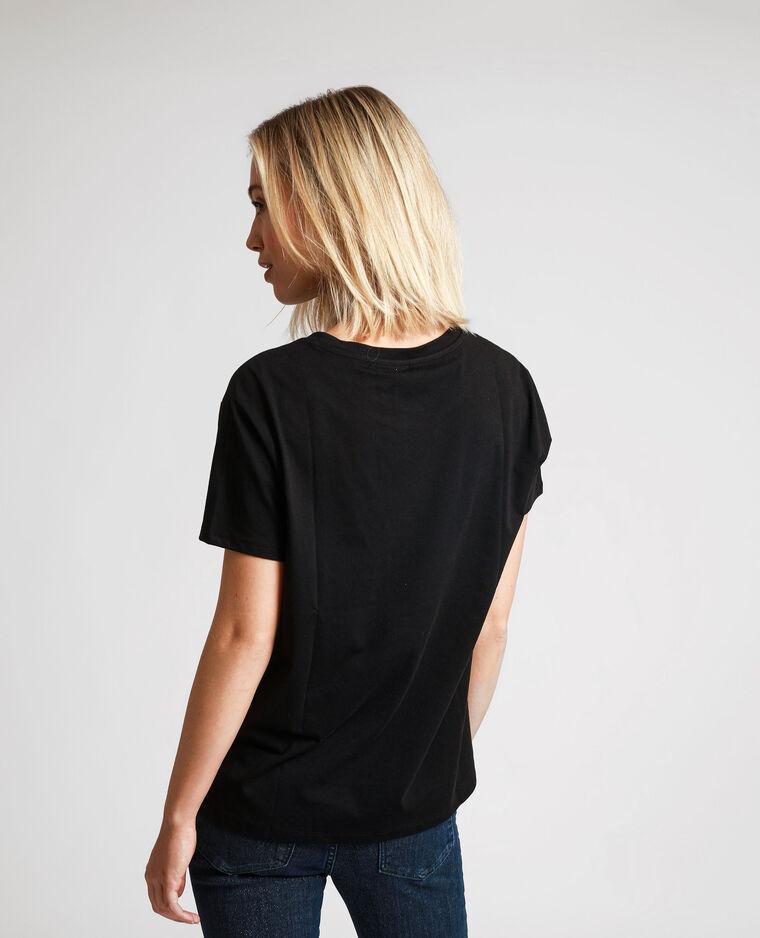 T-shirt David Bowie noir - Pimkie