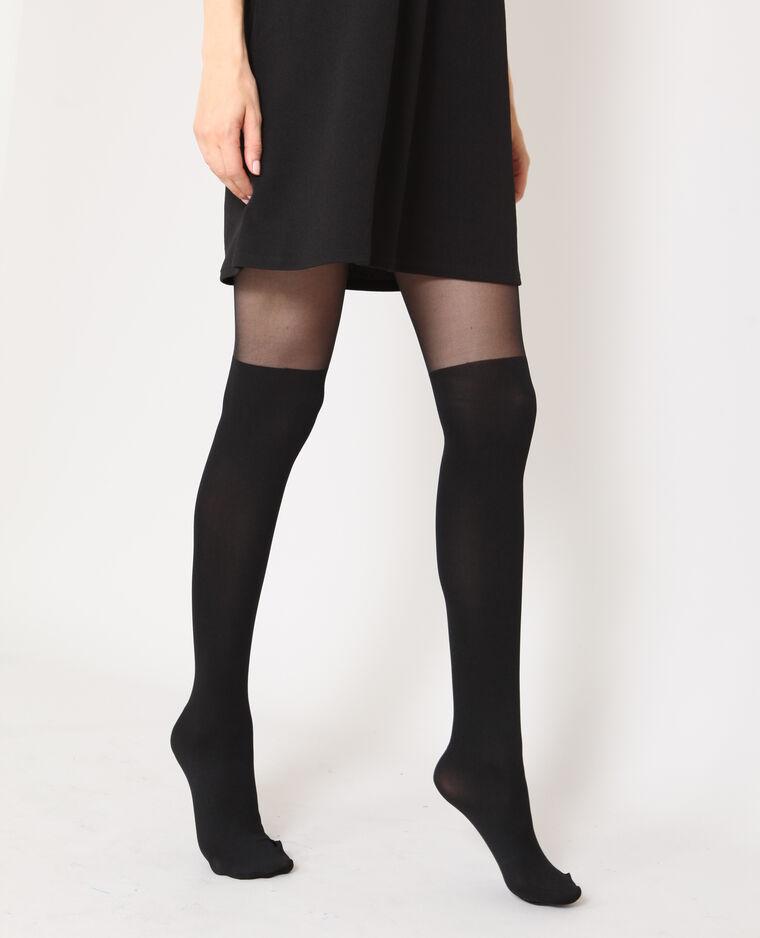 f03e86a57c8 Collants chaussettes noir - 916830899A08