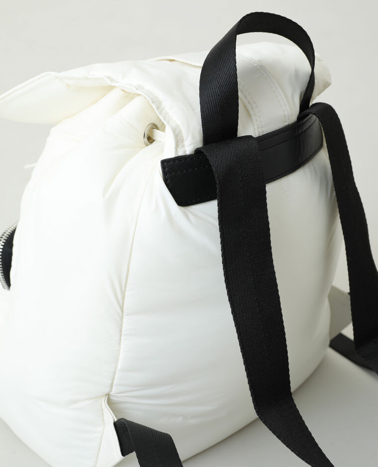 Sac à dos blanc - Pimkie