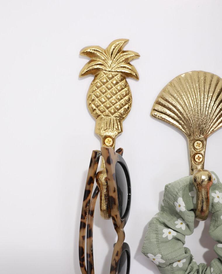 Patère ananas doré - Pimkie