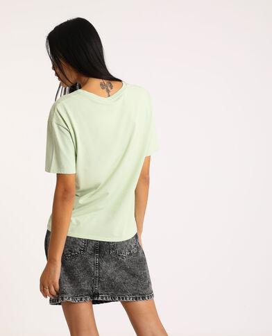 T-shirt Pokemon vert