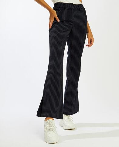 Pantalon bootcut bleu - Pimkie