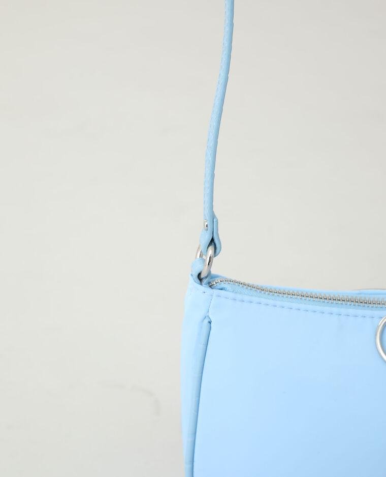 Sac nylon bleu aqua - Pimkie