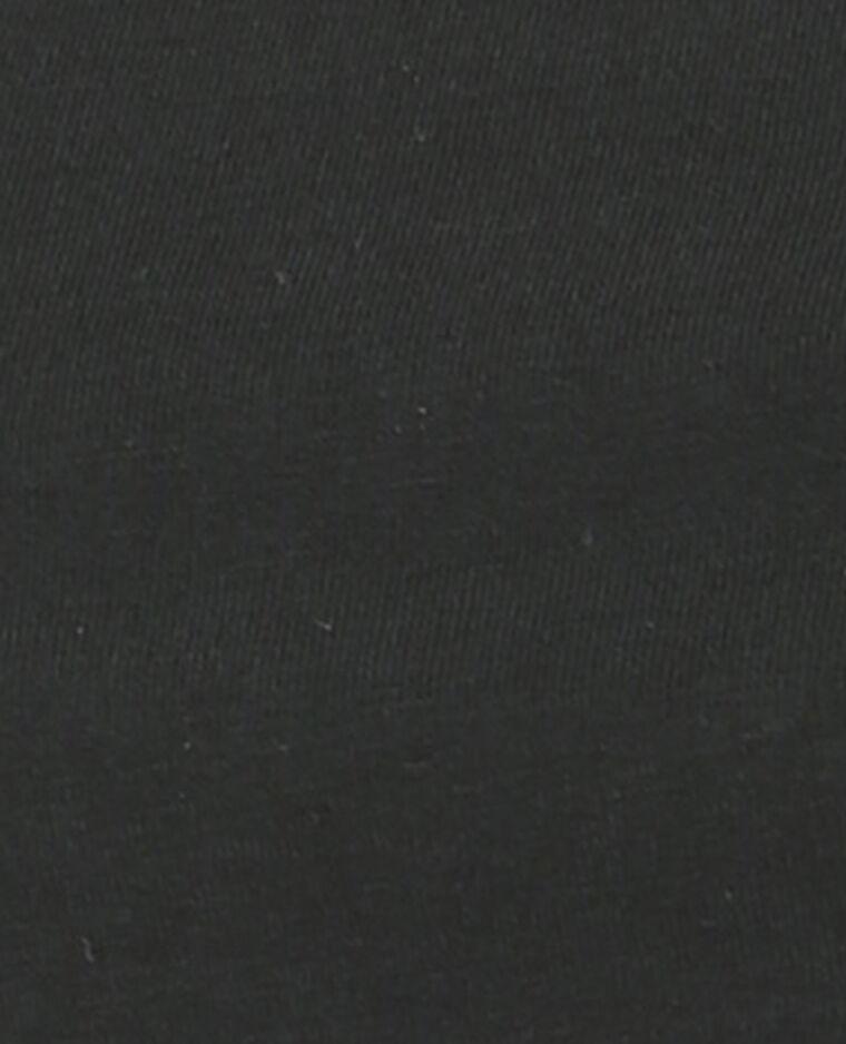 Débardeur basique noir