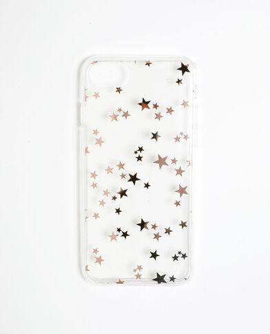 Coque compatible iPhone 6/6S/7/8 cuivré