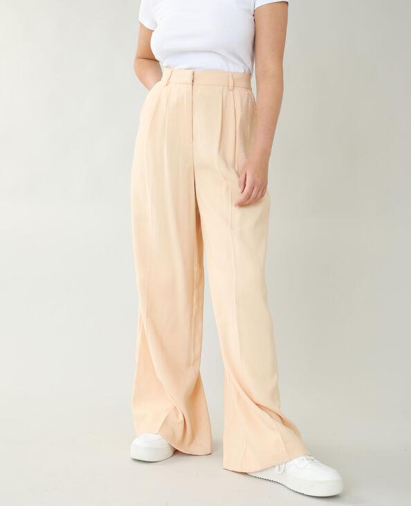 Pantalon city beige
