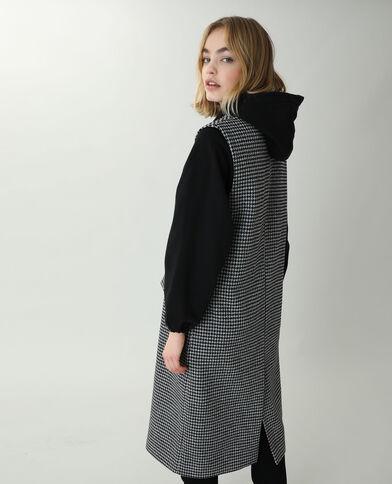 Manteau sans manche noir - Pimkie