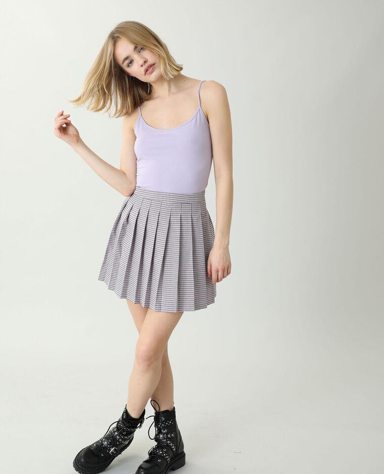 Débardeur basique violet - Pimkie