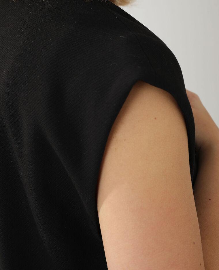Veste longue noir - Pimkie