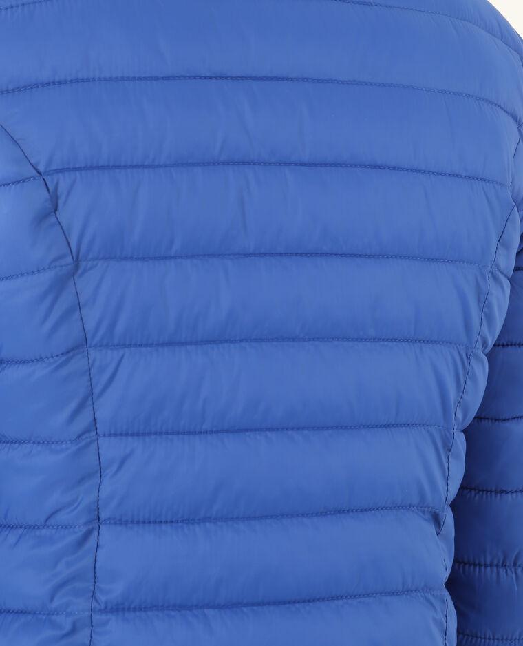 54e5d98b3a Doudoune fine bleu électrique - 280118618A06 | Pimkie
