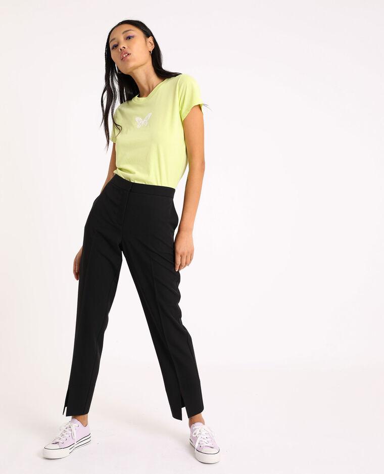 T-shirt fluo vert fluo