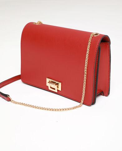 Petit sac bandoulière rouge
