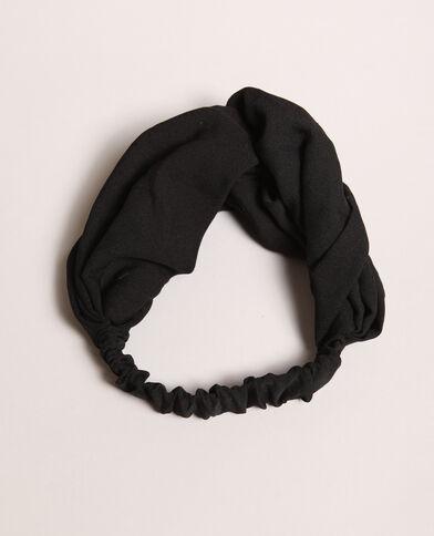 Headband uni noir
