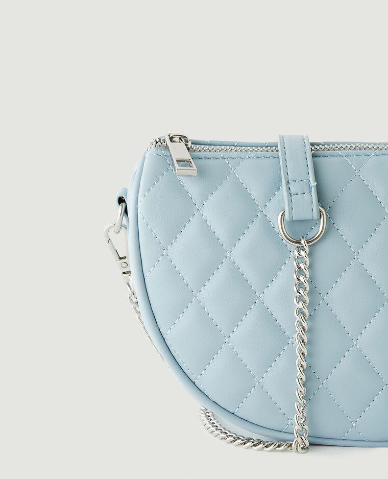 Mini sac bandoulière bleu - Pimkie
