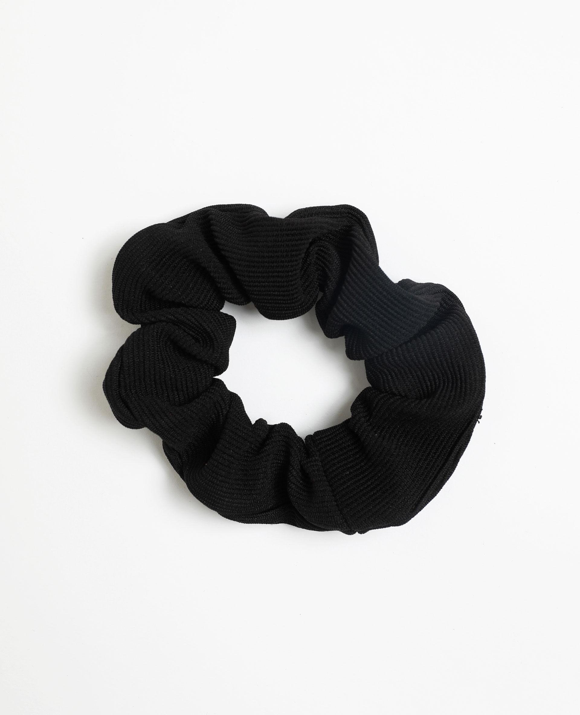 Chouchou texturé Femme - Couleur noir - PIMKIE - MODE FEMME