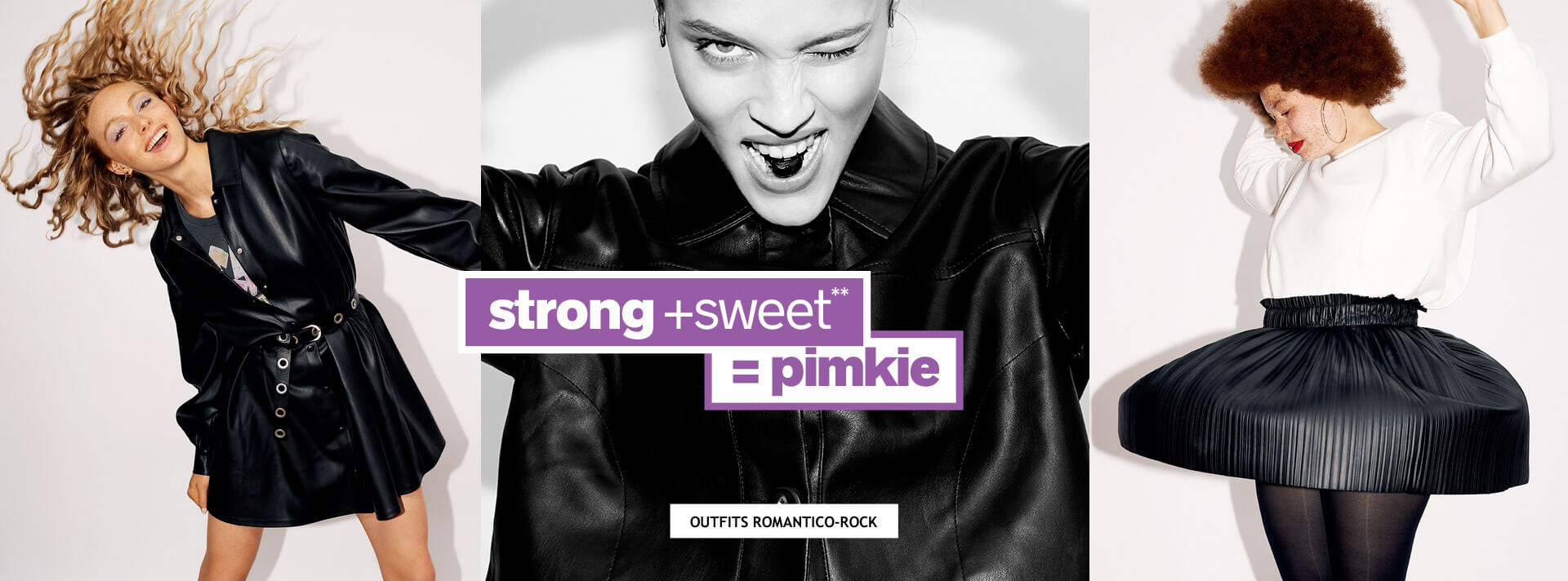STRONG & SWEET**
