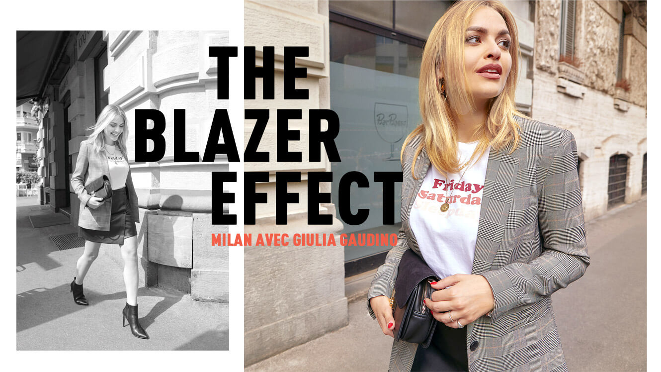 THE BLAZER EFFECT