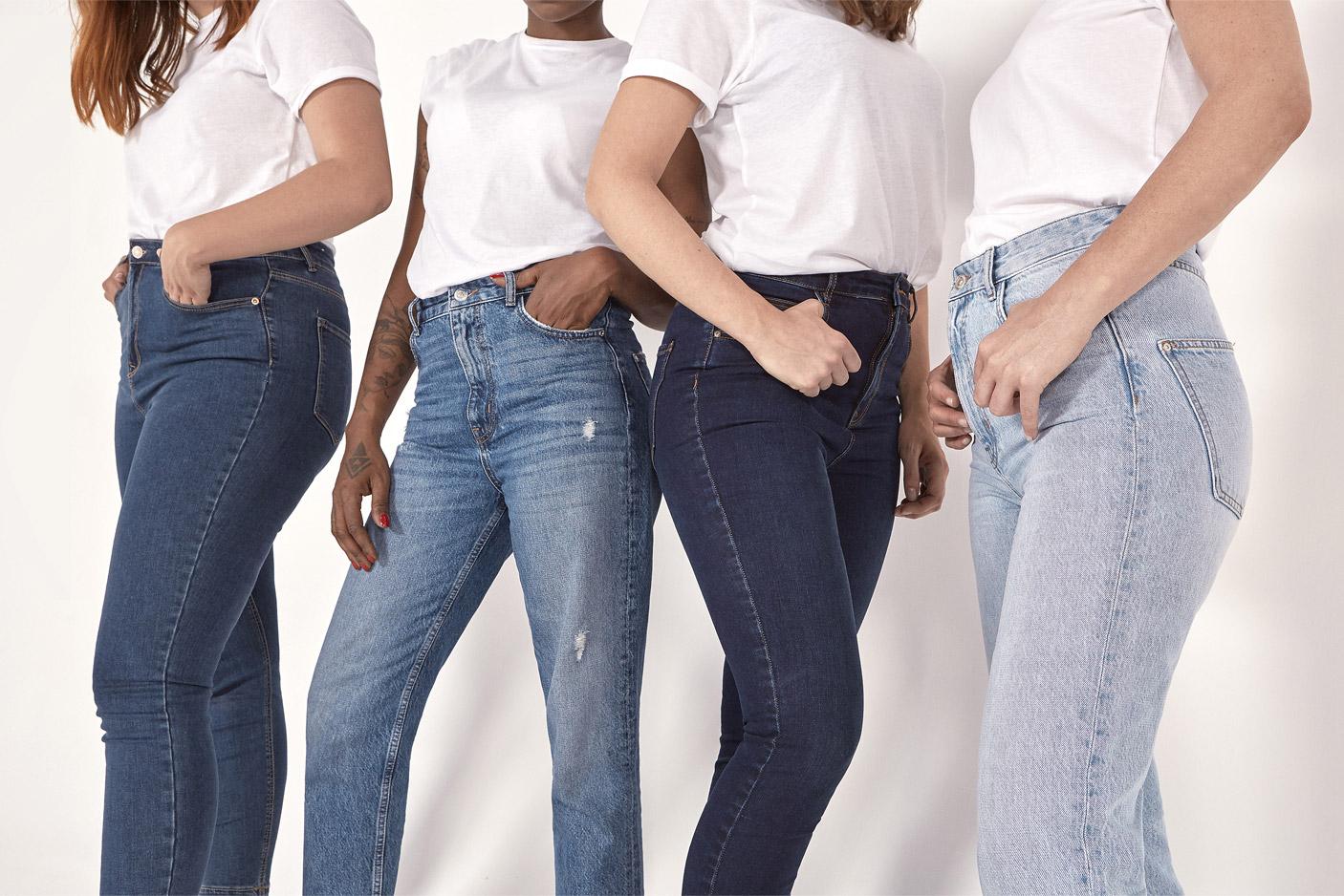 Toutes en jean !
