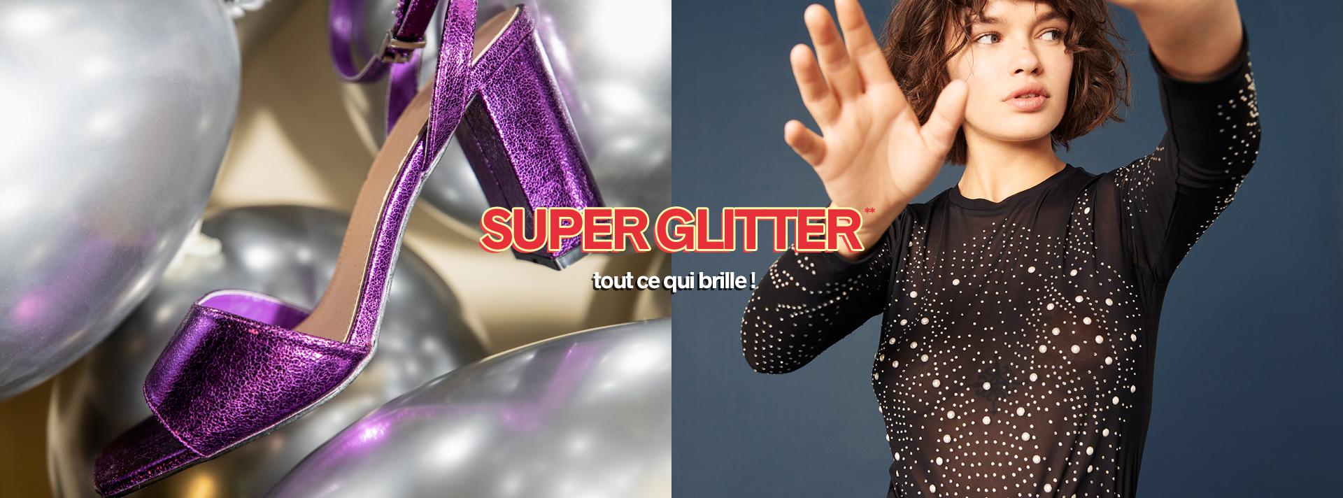 GLITTER**
