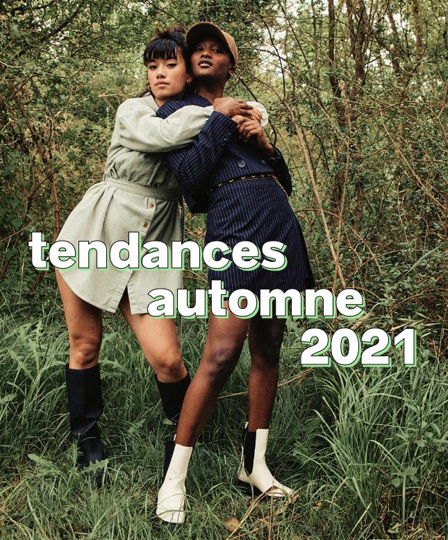 positive automn trends - Pimkie