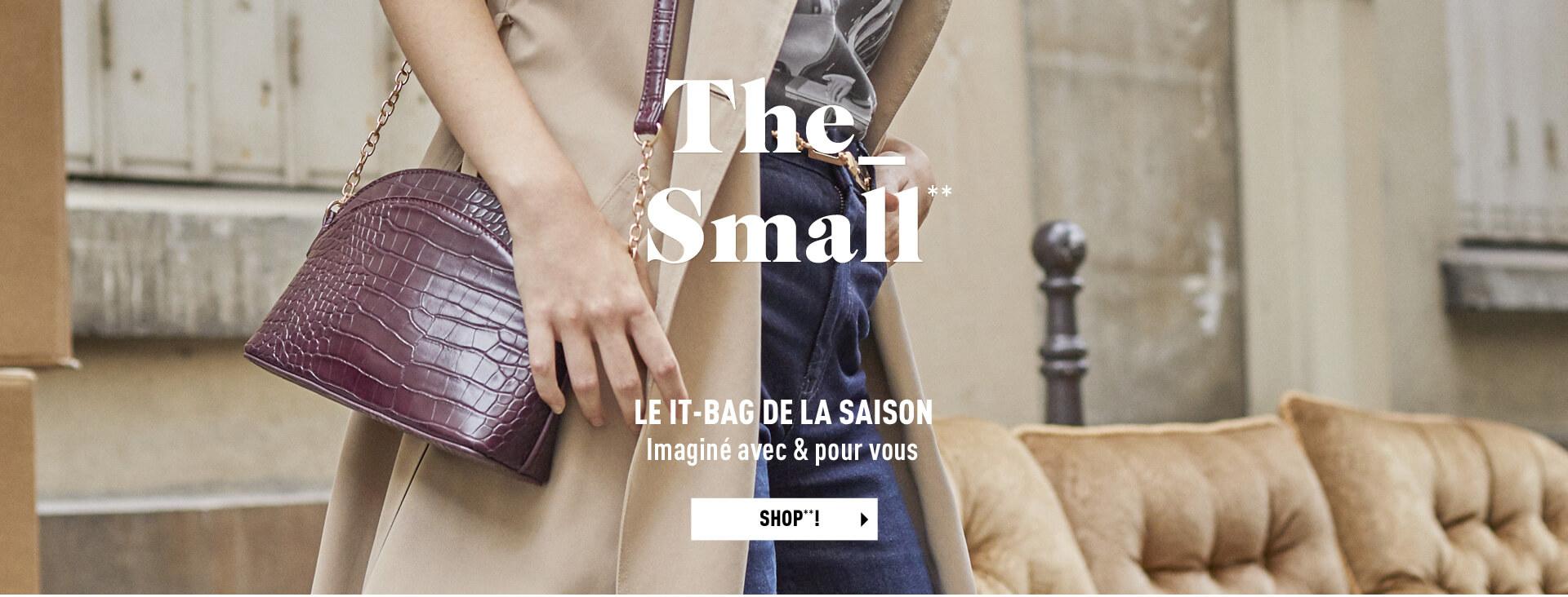 LE IT-BAG DE LA SAISON