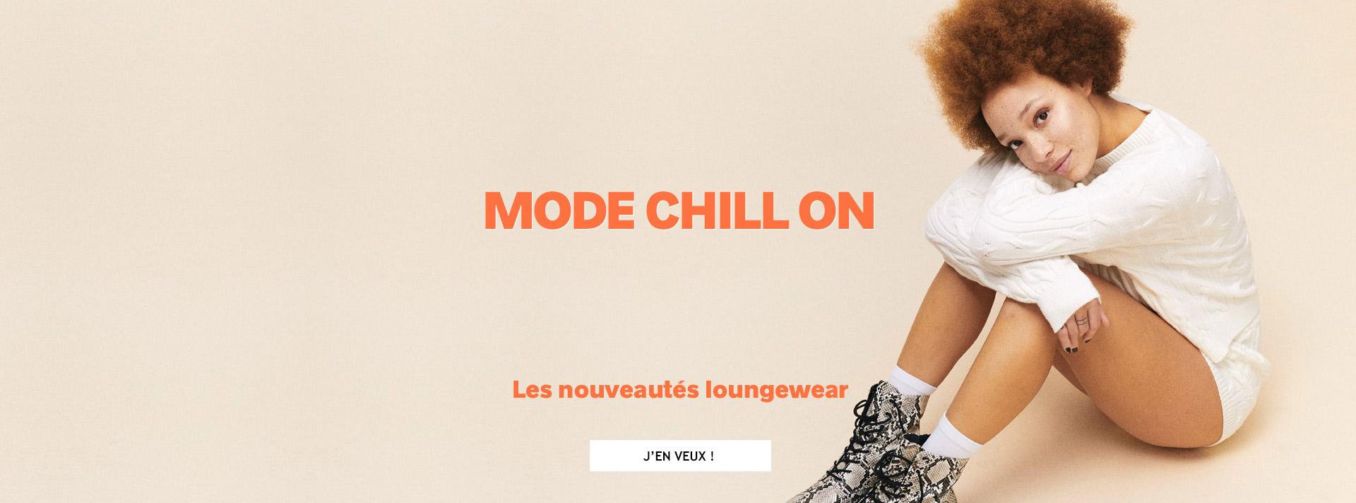 les nouveautés loungewear