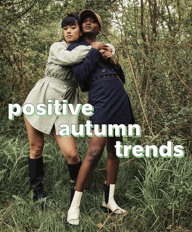 positive automn trends
